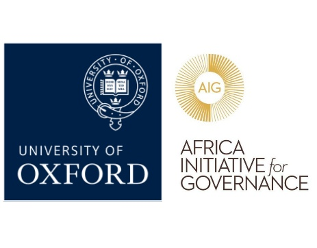 University of Oxford Africa Initiative for Governance (AIG ...