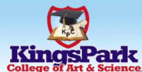Kingspark College of Art and Science Staff Recruitment